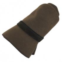 Gabriel Crushable Wool Felt Fedora Hat alternate view 45