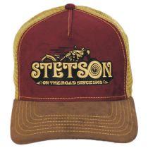 On The Road Cotton Trucker Snapback Baseball Cap alternate view 2