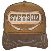 Stetson Longhorn Cotton Snapback Baseball Cap alternate view 2