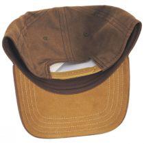 Stetson Longhorn Cotton Snapback Baseball Cap alternate view 4