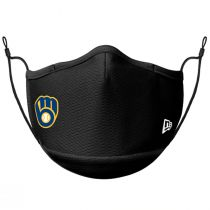 Brewers Team Color Face Cover and Filter alternate view 2