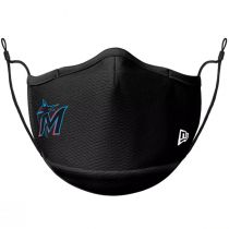 Marlins Team Color Face Cover and Filter alternate view 2
