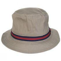 Poplin Cotton Blend Rain Bucket Hat alternate view 2