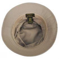 Poplin Cotton Blend Rain Bucket Hat alternate view 4