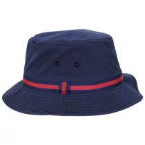 Poplin Cotton Blend Rain Bucket Hat alternate view 7