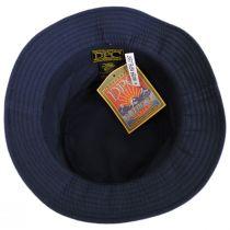 Poplin Cotton Blend Rain Bucket Hat alternate view 8