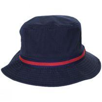 Poplin Cotton Blend Rain Bucket Hat alternate view 22