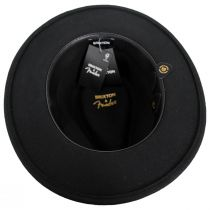 Fender Refugee Wool Felt Fedora Hat alternate view 10