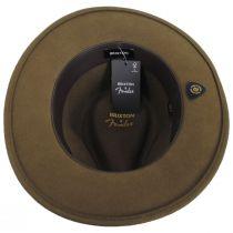 Fender Refugee Wool Felt Fedora Hat alternate view 4
