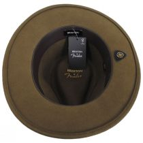 Fender Refugee Wool Felt Fedora Hat alternate view 4