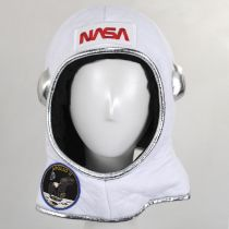 Apollo 11 Astronaut Space Helmet Hat alternate view 3