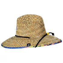 Wildcat Straw Lifeguard Hat alternate view 3