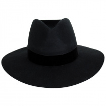 Benson Tri Wool Felt Fedora Hat alternate view 2