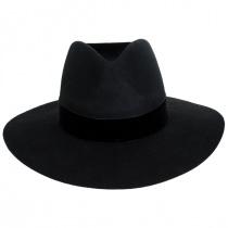 Benson Tri Wool Felt Fedora Hat alternate view 8