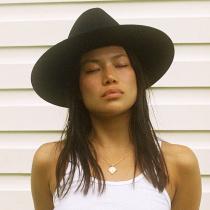 Benson Tri Wool Felt Fedora Hat alternate view 11