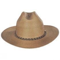 Amber Run Palm Straw Western Hat alternate view 18