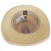 Poncho Palm Straw Western Hat alternate view 4