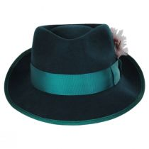 Conor Wool Felt Fedora Hat alternate view 6