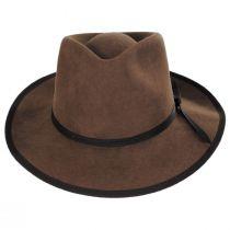 Roswell Wool Felt Fedora Hat alternate view 10