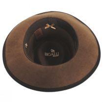 Roswell Wool Felt Fedora Hat alternate view 12