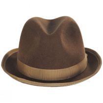 Kenneth Wool Felt Fedora Hat alternate view 2