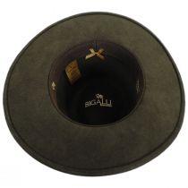 Gypsy Wool Felt Fedora Hat alternate view 8