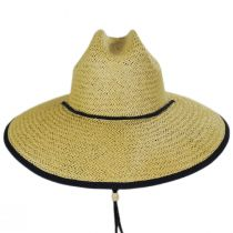 Harbour Toyo Straw Lifeguard Hat alternate view 2