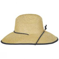 Harbour Toyo Straw Lifeguard Hat alternate view 3