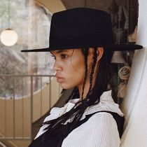 The Mirage Wool Felt Fedora Hat alternate view 20