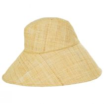 The Cove Raffia Straw Sun Hat alternate view 3