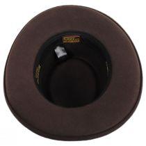 Western Wool Felt Gambler Hat alternate view 16