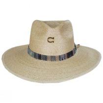 Saltillo Palm Straw Fedora Hat alternate view 2