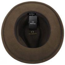 Messer Toffee Wool Felt Fedora Hat alternate view 12