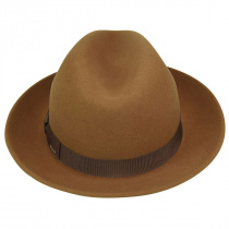 Winters Elite Wool Felt Fedora Hat alternate view 21