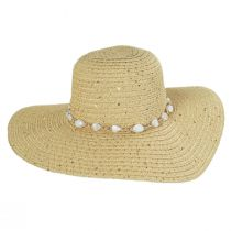 Artemis Sequin Toyo Straw Swinger Hat alternate view 2