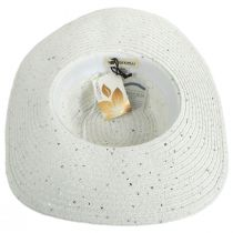 Artemis Sequin Toyo Straw Swinger Hat alternate view 8