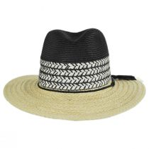 Kitts Toyo Straw Safari Fedora Hat alternate view 2