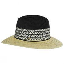 Kitts Toyo Straw Safari Fedora Hat alternate view 3