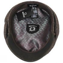 Tweed Wool Blend Fiddler's Cap alternate view 4