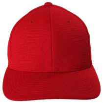 Cool and Dry Pique Mesh Fitted Baseball Cap alternate view 2
