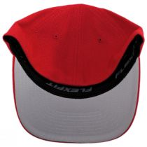 Cool and Dry Pique Mesh Fitted Baseball Cap alternate view 4