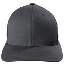 Combed Twill MidPro FlexFit Fitted Baseball Cap alternate view 4