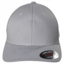 Combed Twill MidPro FlexFit Fitted Baseball Cap alternate view 36