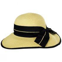 Back Bow Toyo Straw Sun Hat alternate view 3