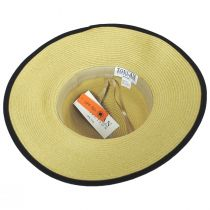 Back Bow Toyo Straw Sun Hat alternate view 4
