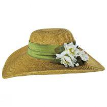 Water Lily Toyo Straw Sun Hat alternate view 3