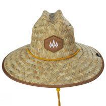 Adobe Straw Lifeguard Hat alternate view 2