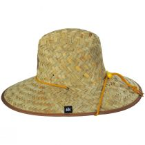 Adobe Straw Lifeguard Hat alternate view 3