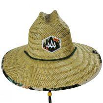 Base Camp Straw Lifeguard Hat alternate view 2