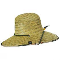Base Camp Straw Lifeguard Hat alternate view 3